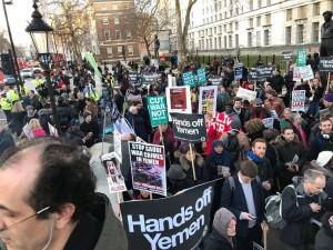 Les Britanniques déclarent la guerre contre Ben Salman au cœur de Londres !3
