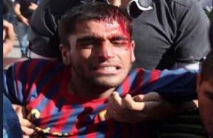 Les forces d'occupation abattent un jeune Palestinien de 24 ans à Al -Khalil1