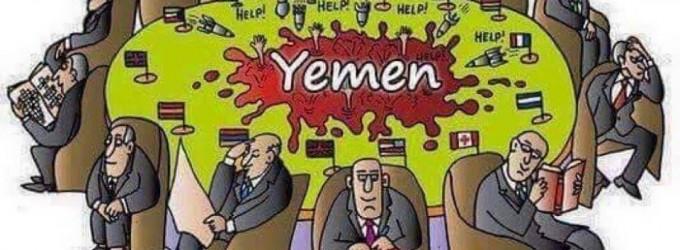 Silence Mondial : 11 000 civils tués au Yémen par des frappes aériennes saoudiennes pendant 21 mois de guerre ont dévasté des millions de vies innocentes.
