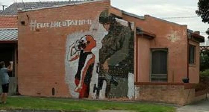Australie, Art et Résistance