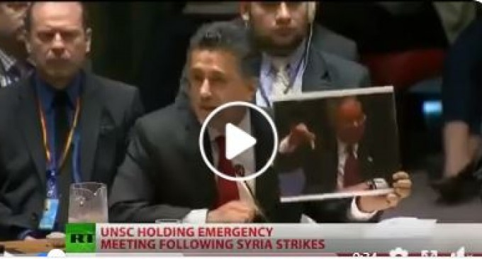 [Vidéo] | L'Ambassadeur de la Bolivie au Conseil de sécurité des Nations unies claque les mensonges répétés de Washington au sujet de l'Irak, de Daesh, de la Syrie