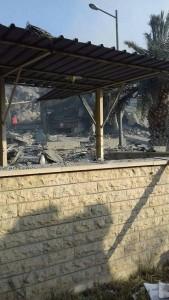 Les 1ères photos de l'installation de recherche scientifique de Barzah détruite par des frappes de missiles de croisière Us, GB et français4