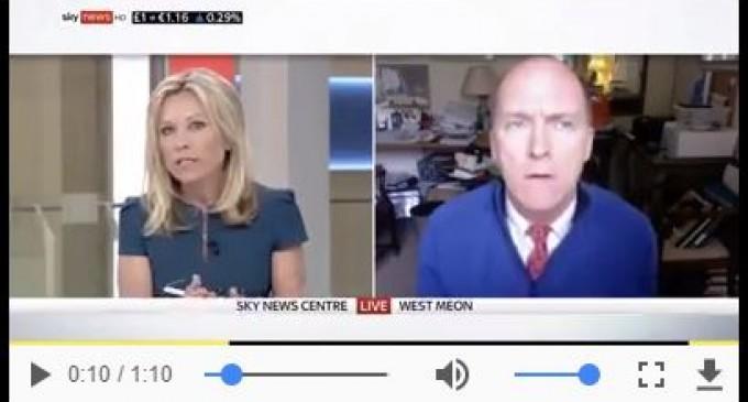 Regardez l»ancien chef des forces armées britanniques dit que Bachar Al Assad n'a aucune motivation pour mener une attaque chimique