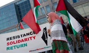 Une marche massive à Berlin en soutien à Gaza et condamnant le silence de la communauté internationale envers les crimes d'Israël.3