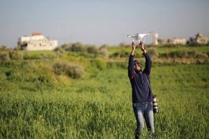 Yasser Mortaja, un cameraman palestinien a été abattu par des tireurs d'élite israéliens 4