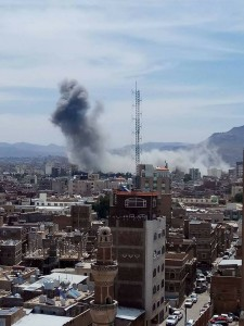 91 martyrs et blessés dans un nouveau massacre de la coalition arabo-US dans la capitale du Yémen4