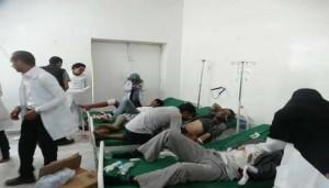 91 martyrs et blessés dans un nouveau massacre de la coalition arabo-US dans la capitale du Yémen7