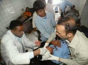 91 martyrs et blessés dans un nouveau massacre de la coalition arabo-US dans la capitale du Yémen8