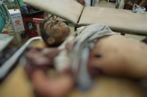 Bombardement Saoudien pendant le Ramadhan1