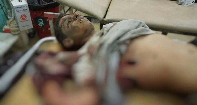 Bombardement Saoudien pendant le Ramadhan