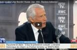Dominique de Villepin s'exprime à propos des élections italiennes, des sanctions des États-Unis à propos de l'Iran, de la visite de Macron en Russie