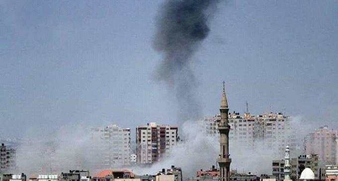 LA SITUATION DE GAZA AUJOURD'HUI