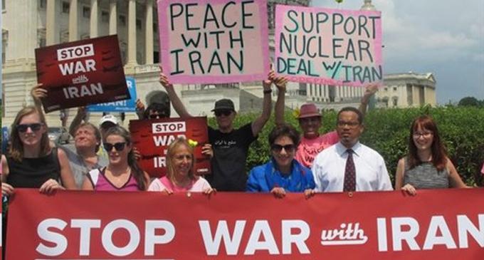 Les partisans américains de la paix s'excusent auprès du peuple iranien
