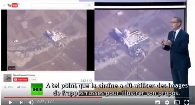 [Vidéo]   Regardez comment France 2 ment aux français au sujet de la Syrie !
