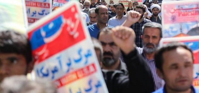 La commémoration de la Journée Mondiale d'al-Qods à Téhéran