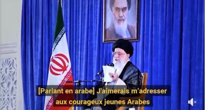 Message de l'Imam Ali Khamenei aux jeunes Arabes