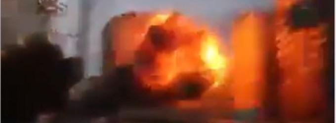 Au cours des dernières 24 heures, Israël a lancé une campagne de bombardements à Gaza.