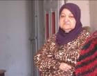 Cette femme palestinienne est un symbole de la réalité tragique imposée aux palestiniens par l'occupation.