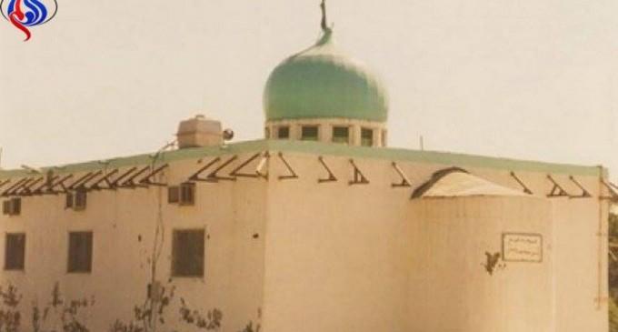 La maudite Arabie détruit les mosquées chiites à Najran
