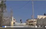 Ce ne sont pas des palestiniens qui jettent des pierres!!!