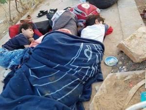 En parcourant la frontière de Rafah - les photos parlent...1