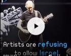 Environ 140 artistes courageux ont appelé à un boycott du concours Eurovision de la chanson 2019, qui doit se tenir en Palestine occupée
