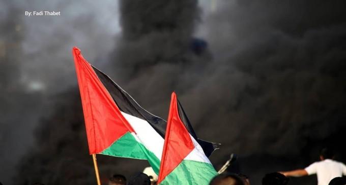 Les Palestiniens de Gaza se sont rendus mardi dans une manifestation de masse à la frontière nord, appelant à briser le siège.