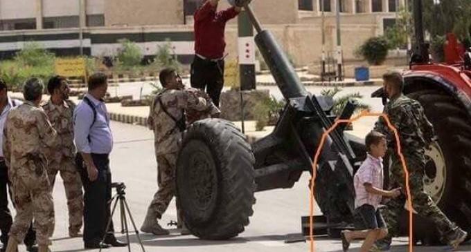Les mêmes tactiques ont également été utilisées à Alep, à la Ghouta orientale & Deraa.