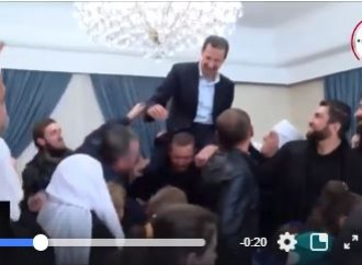 Interdit dans les médias «traditionnels» des ex-otages entre les mains de daech remercient le président syrien Bachar el-Assad de les avoir libérés..