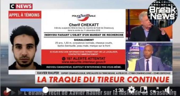 Malaise sur le plateau de Cnews après les révélations de Xavier Raufer sur Cherif Chekatt