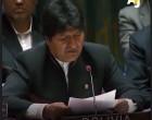 Le président bolivien Evo Morales s'est payé Donald Trump à l'Assemblée générale de l'ONU avec un courage inconnu en Europe, ça pique…