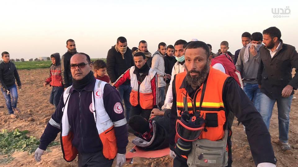 4 médecins Palestiniens ont été étouffés par inhalation de gaz2