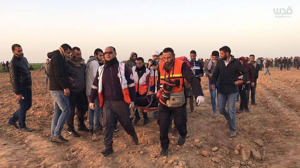 4 médecins Palestiniens ont été étouffés par inhalation de gaz3