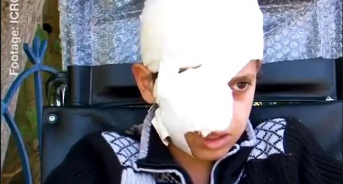 Avec la coalition saoudienne qui attaque les hôpitaux et les civils, les enfants au Yémen ne peuvent pas obtenir les médicaments dont ils ont besoin