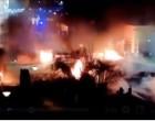 C'est pas en Syrie…des allures de guerre civile en ce début 2019… entre le peuple français et le régime