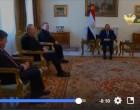 Depuis l'Égypte, Mike Pompéo, le secrétaire d'Etat américain appelle les pays arabes à dépasser leurs différents pour affronter l'Iran !!!