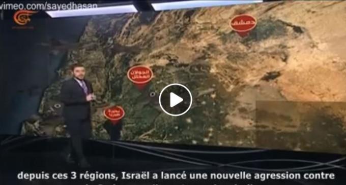 LA SYRIE MET EN ÉCHEC UNE DOUBLE AGRESSION ISRAÉLIENNE