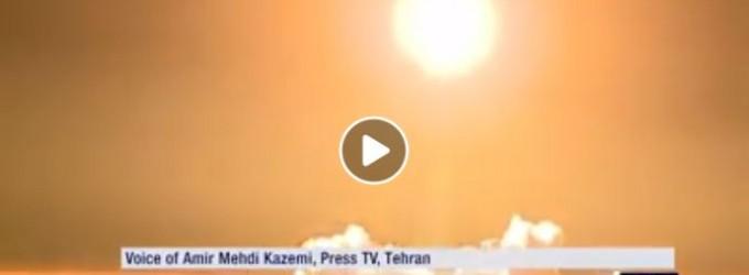 Vidéo : La République islamique d'Iran lance un satellite unique dans l'espace