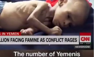 La pire famine en 100 ans