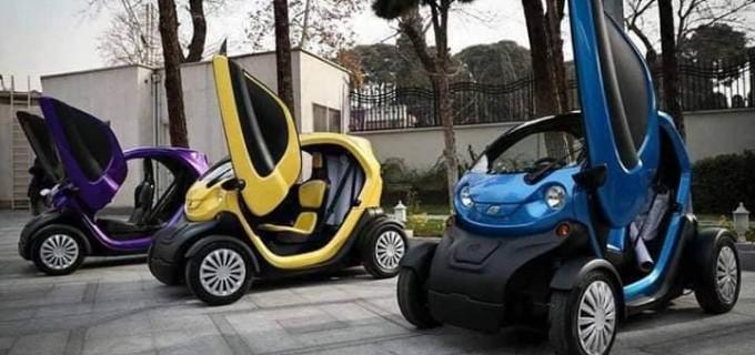 L'Iran a construit une voiture électrique qui coûte moins de 2 500 Euros.