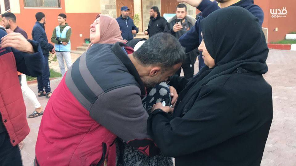 Un adieu au martyr Hassan Shalabi à Gaza4