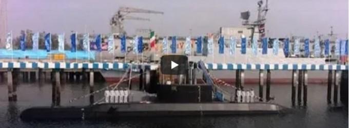 L'Iran dévoile le sous-marin Fateh équipé de missiles de croisière (Vidéo)