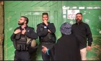 URGENT URGENT | «Israël» ferme toutes les portes de la mosquée d'Al-Aqsa !