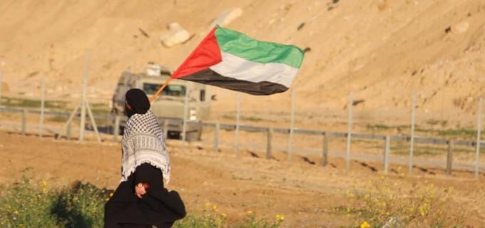 Photos de la «Journée de la femme palestinienne» à Gaza.