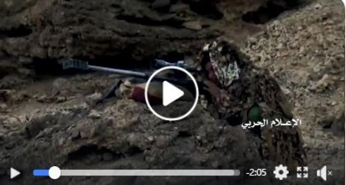 Les Résistants Yéménites d'Ansar Allah chassent les mercenaires saoudiens au Yémen