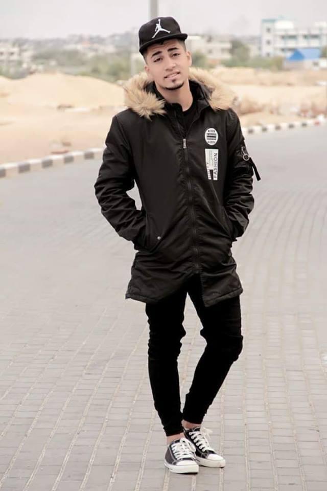 Voici Tamer Abul-Khair, un palestinien de 17 ans qui a été abattu et tué par Israël hier à Gaza.