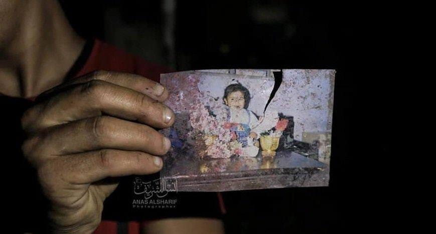 5 enfants palestiniens ont été tués par les frappes aériennes de l'armée d'occupation israélienne sur Gaza au cours des 2 derniers jours