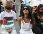 Des militants pro-palestiniens ont bloqué l'entrée de l'événement d'ouverture de l'Eurovision à Tel Aviv