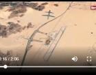 Vidéo : L'aéroport saoudien à Najran frappé par des drones yéménites