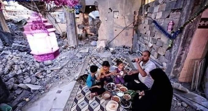 Le Ramadan à Gaza ressemble à ça